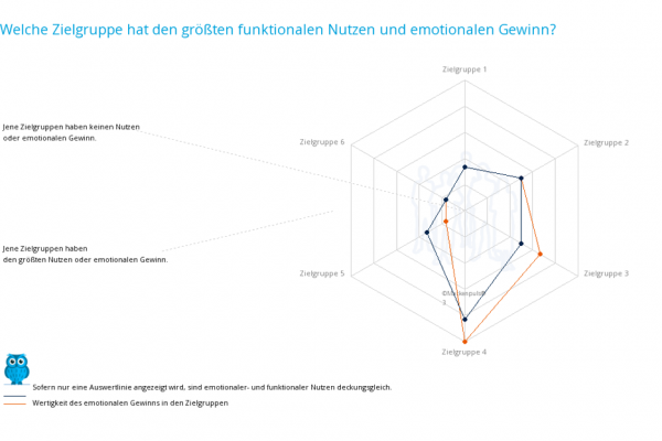 Positionierungsanalyse nach der Markenpuls Methodik: Marktpositionierung - Zielgruppenanalyse - Marketingplan - Marketingstrategie - Verkaufsstrategie