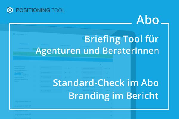 Briefing Tool für Agenturen und Berater