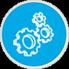 Leistungsinhalte und Features am Beginn der Positionierung im Marketing Canvas Positionierung