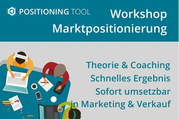 Workshop Positionierung Marketingstrategie